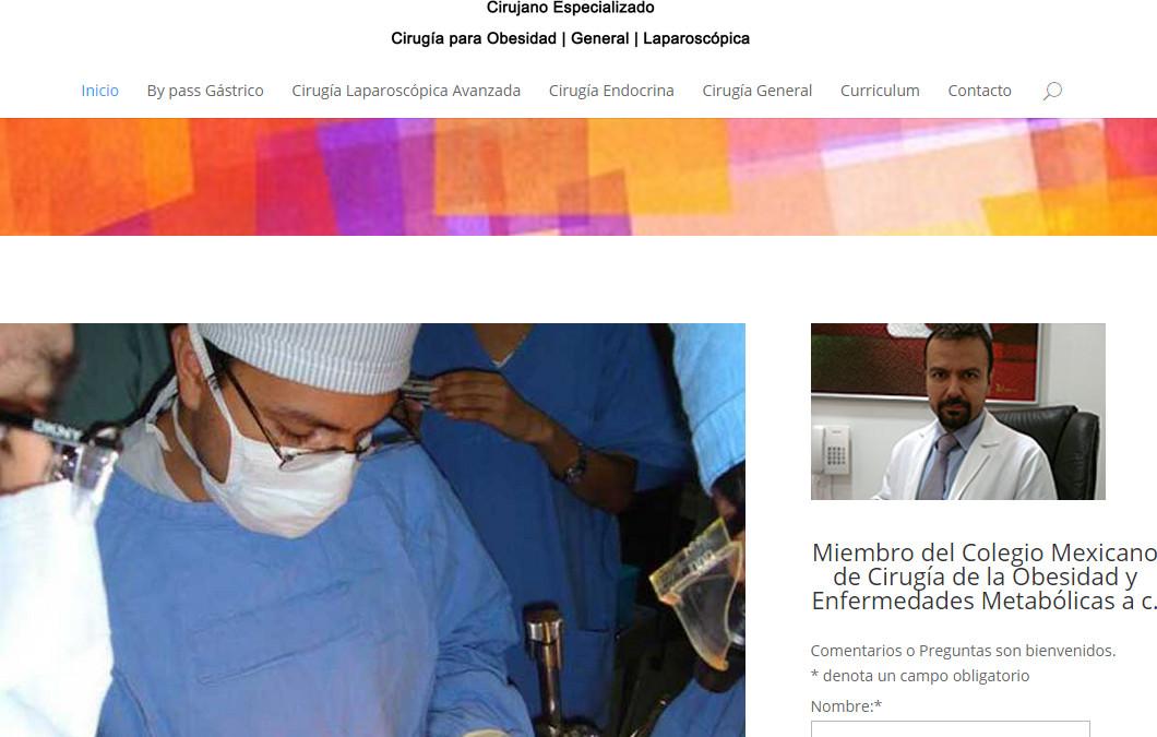 Dr.Federico López Rosales Cirujano Bariatra