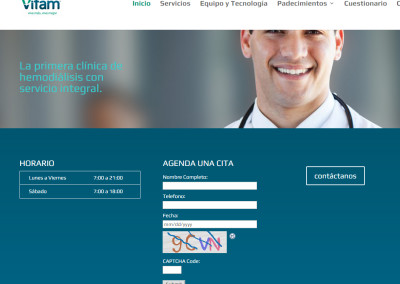 Clinica de Hemodiálisis Vitam