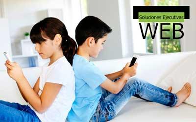 4 consejos de seguridad para los celulares de los niños