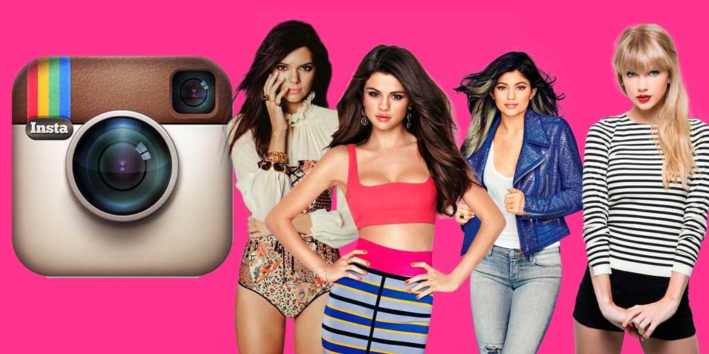 5 Celebrity endorsements que han triunfado en Instagram