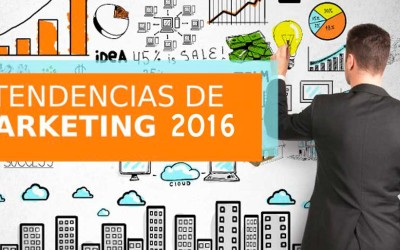 8 tendencias claves del marketing digital para 2016