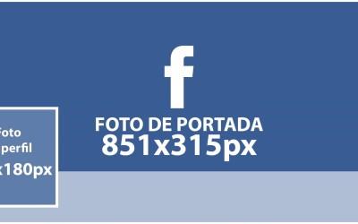 Crea el cover adecuado para tu perfil de Facebook