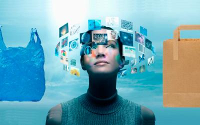 ¿Quién vivirá más? ¿El plástico, el papel o la vida digital?