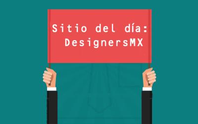 Sitio del día: DesignersMX, playlists de música de y para diseñadores